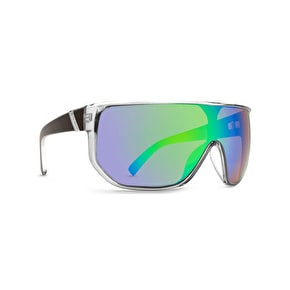 Von Zipper Bionacle Sunglasses - Crystal Black/Quasar Chrome