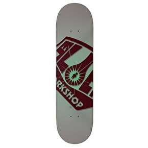 Alien Workshop Logo Skateboard Deck - OG Burst 8.25