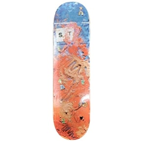 The Isle Paint & Pigment Series - Sylvain Tognelli Skateboard Deck 8.375