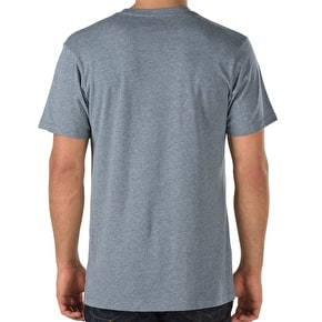 Vans Otw T-shirt - Heather Grey/Racing Red