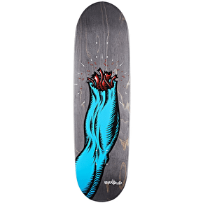Santa Cruz Skateboard Deck - Bratrud Silent Stump Black/Blue 8.75