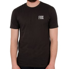 Fox Fault Block SS T-Shirt - Black