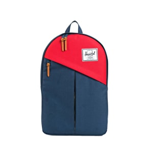 Herschel Parker Backpack - Navy/Red