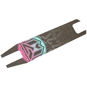MGP VX6 Pro Scooter Grip Tape - Teal/Pink