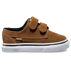 Vans Brigata V Toddler Shoes - Monks Robe