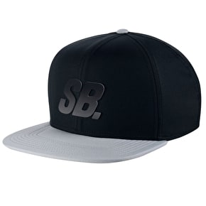 Nike SB Dri-Fit Fade Cap - Black/Wolf Grey