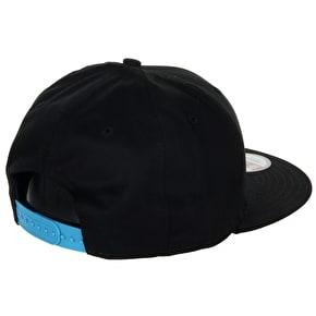 New Era Snapback Cap - NY Yankees Black/Blue