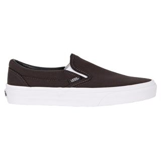 Vans Classic Slip-On Skate Shoes Skate Shoes - Mono Canvas/Asphalt