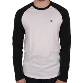 Volcom Pen Basic Longsleeve T-Shirt - Black