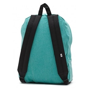 Vans Realm Womens Backpack - (Washed) Sea Blue