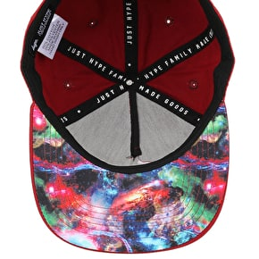 Hype Insane Snapback Cap - Red