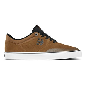 Etnies Marana Vulc Skate Shoes - Brown