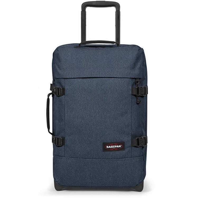 Eastpak Tranverz S Wheeled Luggage - Double Denim