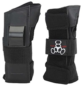 Triple 8 Wristsavers - Black