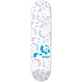 Enjoi Repeater Pastel HYB Skateboard Deck 8.5