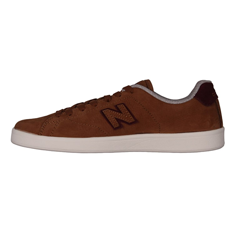 New Balance 505 Skate Shoes - Cinnamon/Chocolate Cherry