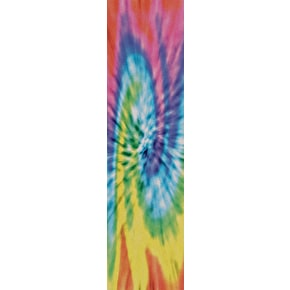 Enuff Tie Dye Skateboard Grip Tape