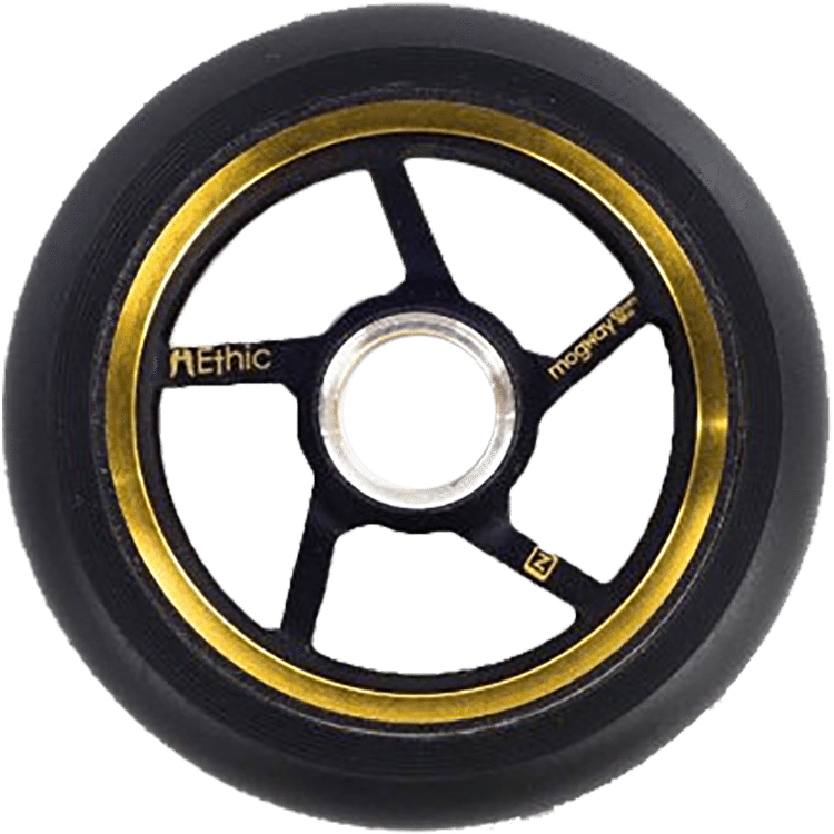 Ethic DTC Mogway Scooter Wheel - Gold 110mm
