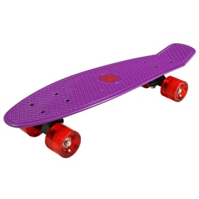 Madd Krunk Retro 81 Skateboard - Purple / Red