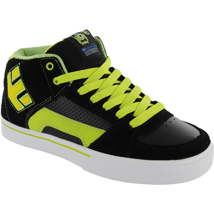 Etnies RVM Kids Disney Monsters - Black/Green/White