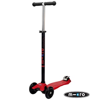 Maxi Micro T-Bar Scooter - Red