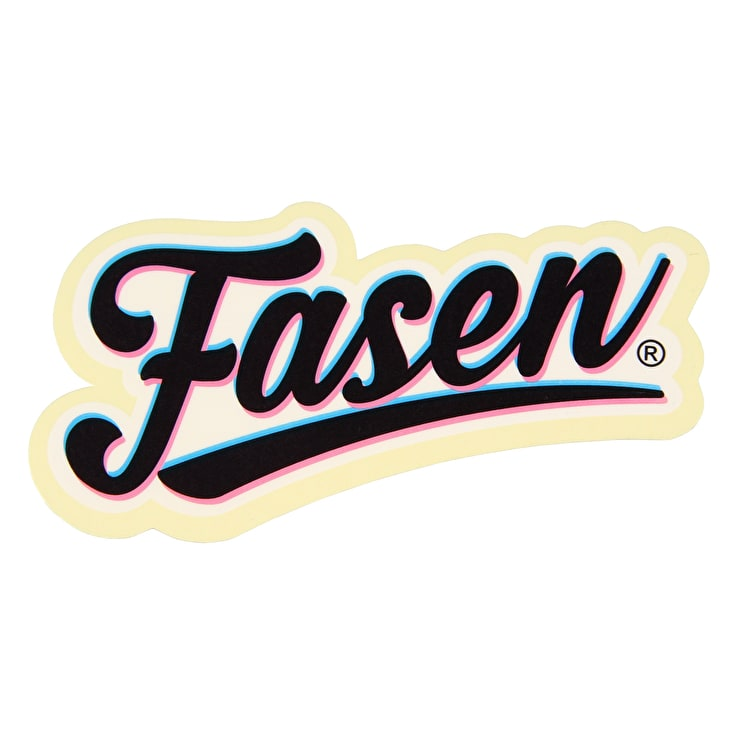 Fasen Sticker - Multi