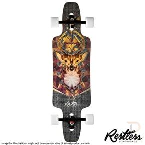 Restless Longboard - Splinter Series Bust 35