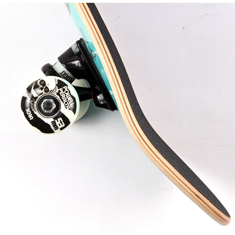"""Powell Peralta Snakes Colby Fade Complete Skateboard - 7.88"""""""