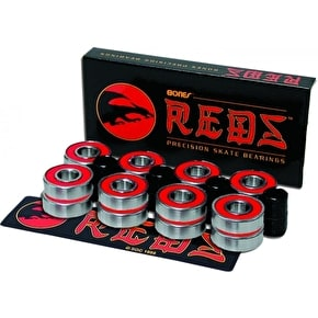 Bones Reds Bearings - 627 7mm (Pack of 16)