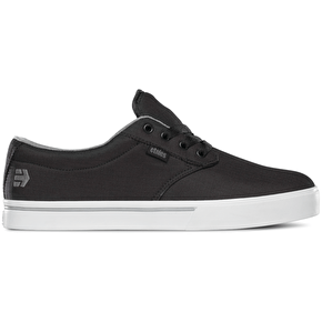 Etnies Jameson 2 Eco Shoes - Black/White/Grey