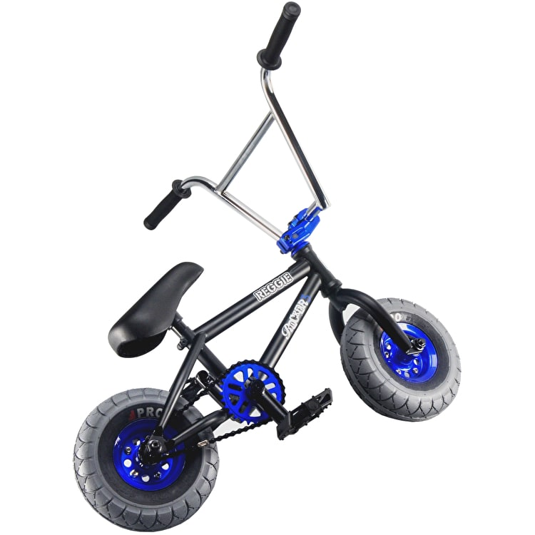 Rocker3 Reggie Mini BMX - Black