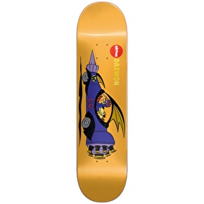 Almost Wacky Races Impact Light Skateboard Deck - Daewon 8.25
