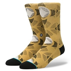 Stance Cancun Socks - Gold