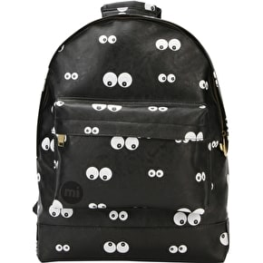 Mi-Pac Eyes Backpack - Black