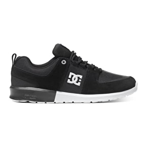 DC Lynx Lite Shoes - Black/Black/White