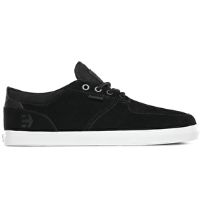 Etnies Hitch Shoes - (Conner Coffin) Black/White