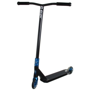 Apex Custom Scooter - Black/Blue