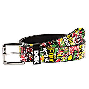 DGK Belt - Rasta Collage