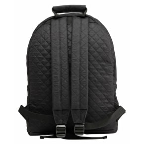 Mi-Pac Backpack - Quilted Black