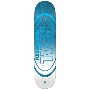 Real Heavyweights Skateboard Deck - Blue 8.38
