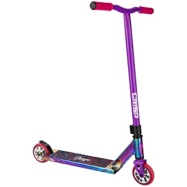 Crisp Surge Complete Scooter - Neochrome/Pink