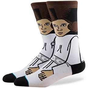 Stance x Star Wars Leia Socks