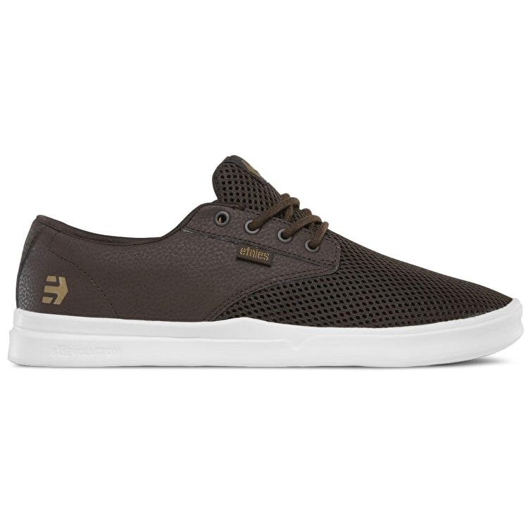 Etnies Jameson SC Skate Shoes - Dark Brown