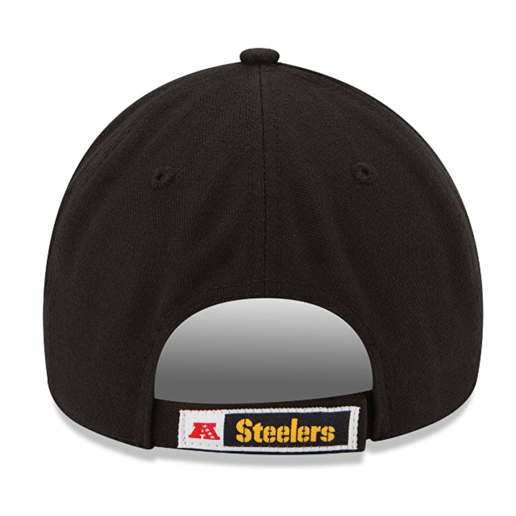 New Era Pittsburgh Steelers NFL The League 9FORTY - Black
