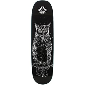 Welcome Skateboard Deck - Heartwise On Moontrimmer - 8.5