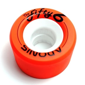 Adonis The Fifty6 Roller Derby Wheels 56mm 88A - (4pk) Orange