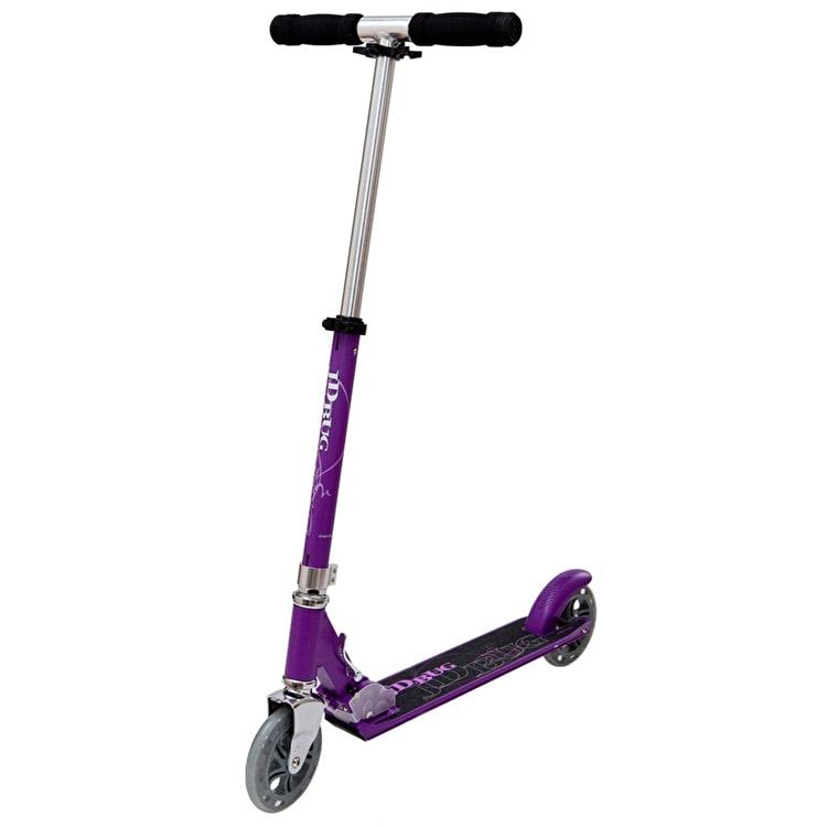 JD Bug Folding Scooter - Street MS150 Matt Purple