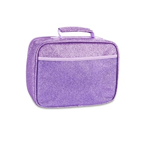 Bixbee Lunchbox - Sparkalicious Purple