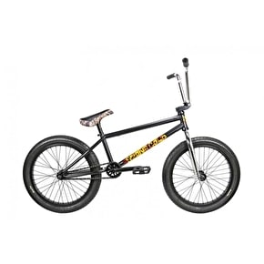 Cult 2016 Complete BMX - Trey Sig. - Black/Chrome - 21