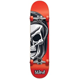 Blind Reaper Split Kids Complete Skateboard w/Stocking - Red 7.25